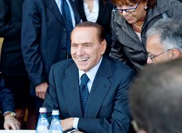 Silvio Berlusconi (Photo: European Parliament)